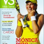 Capa da revista Vida Sana