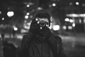 Entrevistas a fotógrafos que admiro
